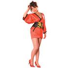 Mini Red Kimono.