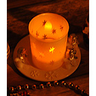 LED candle 2 piece+1