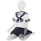 Air Cosplay Sailor-Style School Uniform