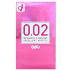 Okamoto 0.02EX PINK (6 pcs)