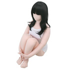 Fairy Doll Sitting Nono Type A Black Long Hair