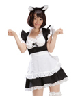 Cat Maid Black