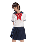 Sailor-style School Uniform