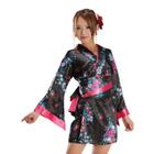 Short Kimono Slip