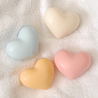 Cold & Hot Process Heart Soap