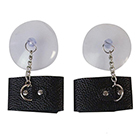 Pleasant Hand Cuffs with Suction Cups