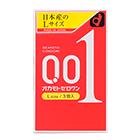 Okamoto Zero One (3 pcs - Large)