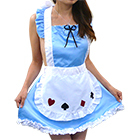 Surprise Apron -Princess-