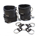 5-Piece Hog Tie and Cuff Set
