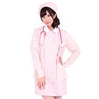 Nurse Cardigan (Pink)
