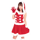 Girly Santa Costume