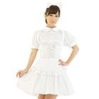 Innocent White Maid Costume