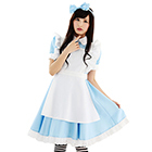 AKIBA Ribbon Maid Costume