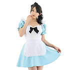 Alice Style Maid Clothes