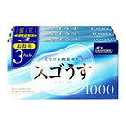 Sugousu 1000 (12 pcs x 3 packs)