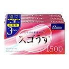 Sugousu 1500 (12 pcs x 3 packs)