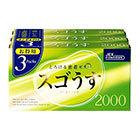 Sugousu 2000 (12 pcs x 3 packs)