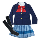 HAME-DOL!! Costume Vol.03: School Uniform