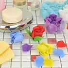 Paper Flower Soap