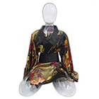 Costume for Dolls (Oiran's Kimono)