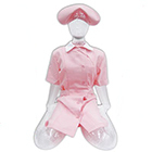Costume for Dolls (Nurse)