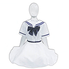 Costume for Dolls (Innocent White Sailor)