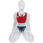 Costume for Dolls (Athletic Uniform)