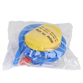 パッケージは簡素なビニール袋です。