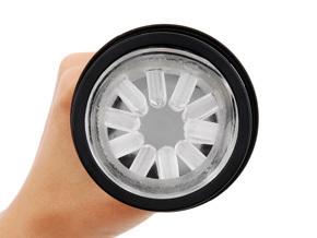 ■メデューサヘッド 絡みつく触手に翻弄される新しい刺激体験! A10サイクロン本体(M-Lサイズ)に付属されているインナーカップ。買い替え時やサイズ変更をお考えの方に。