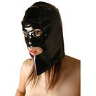 ストレッチエナメル口開きマスク