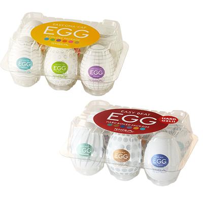 EGG 6カラーパック