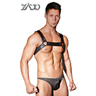 ZADO Leather Chest Harness(ザド レザーチェストハーネス)