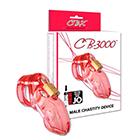 CB3000 Pink Edition Chastity Cage(CB-3000 ピンクエディション・メイル・チェステティ・ケージ)