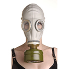 Rubber Gas Mask Hood(ラバーガスマスクフード)