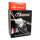 CB-6000S Male Chastity Device(CB-6000S  メイル・チェステティ・デバイス)