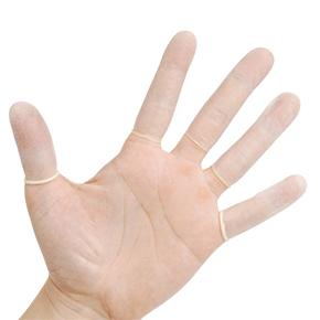 5本の指にも無理なく装着