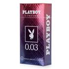 PLAYBOY PREMIUM LATEX CONDOMS
